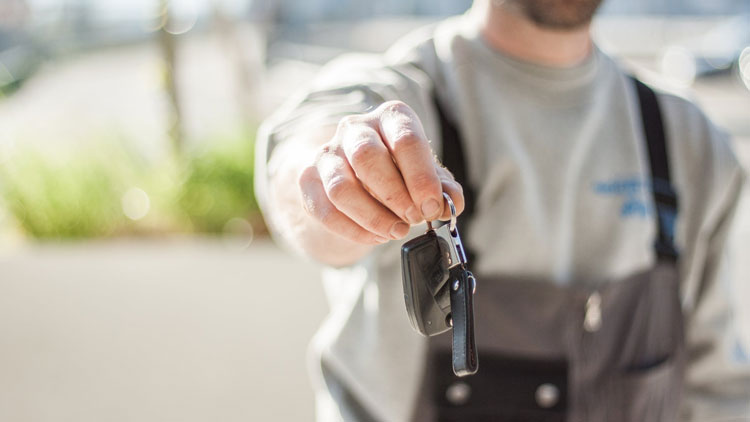 lease auto krijgen